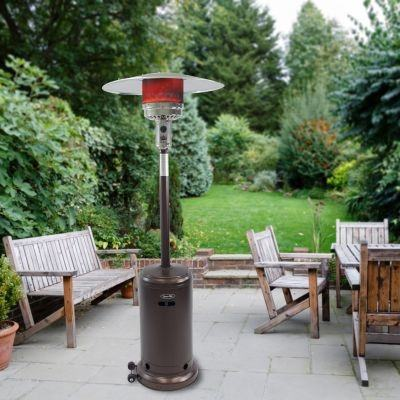 propane gas patio heater outdoor pictures ideas inferno srph68