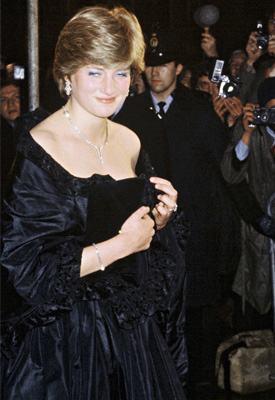 1981 Princess Diana Death