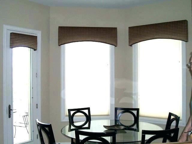 dining room valances valance window treatment ideas