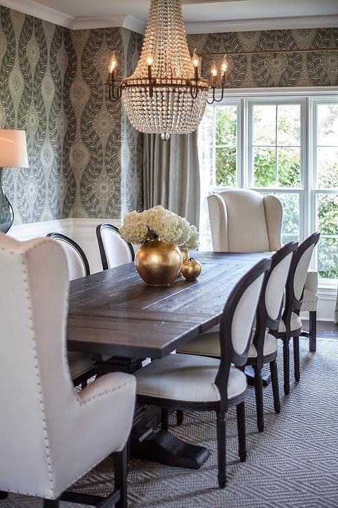 Picture of the Emory Heights dining room set