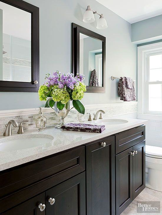 grey vanity bathroom ideas