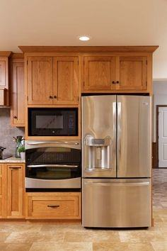 This type of appliance is installed over the range or cooktop