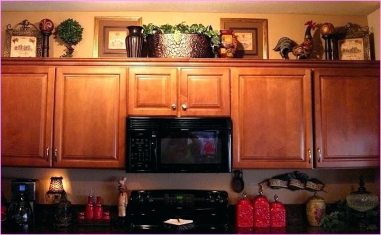 above kitchen cabinet decorative accents great significant lanterns top kitchen  cabinets decor ideas modern above cabinet