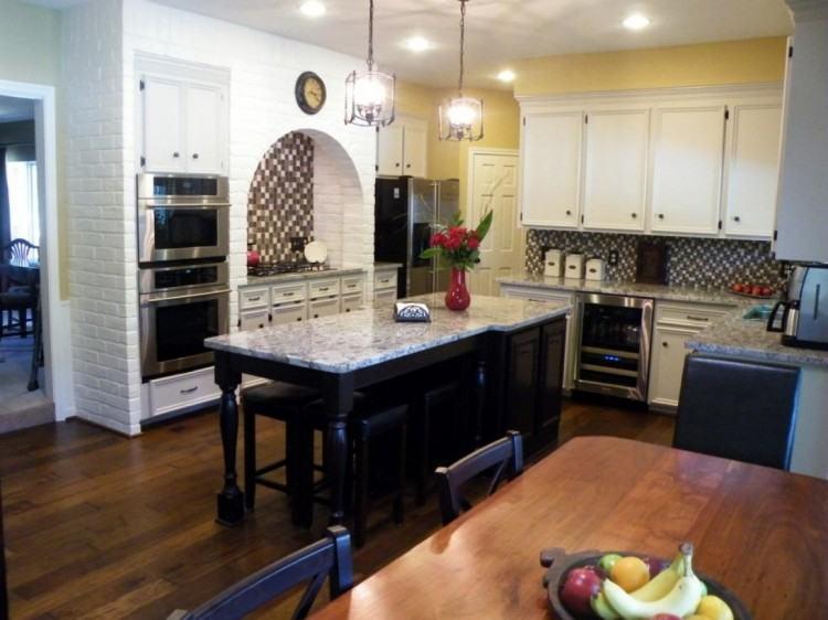 Architecture: Small Kitchen Remodel