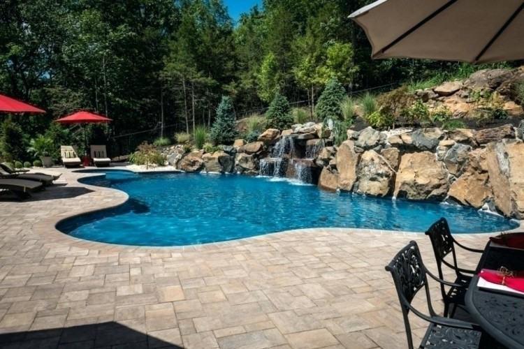 Full Size of Lap Pool Small Yard Backyard Swimming Designs Pools For Narrow  Yards Wonderful Above