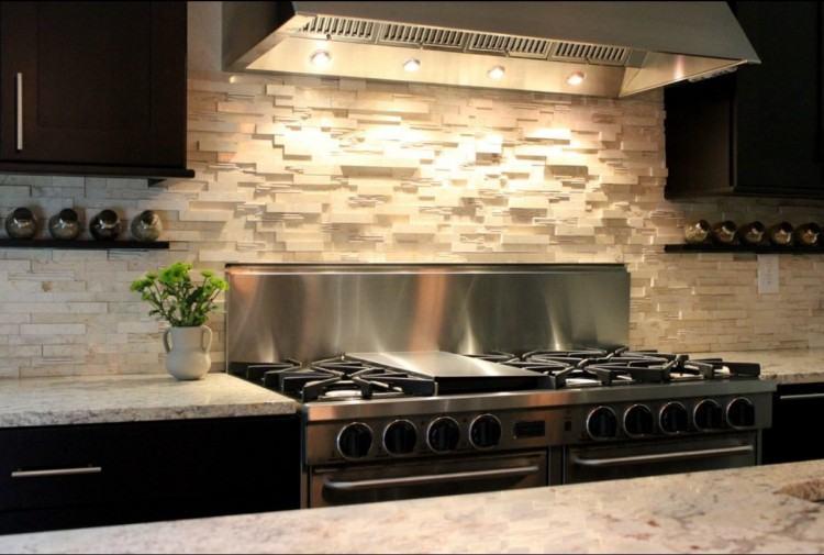 kitchen stove backsplash design