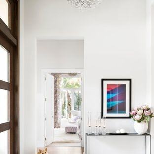 Carve Out an Entryway