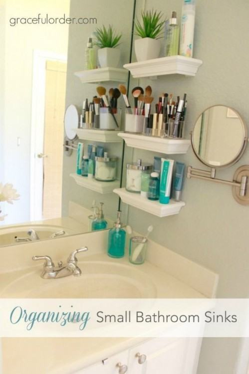 bathroom craft ideas