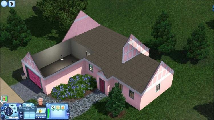 miraculous sims 3 family house plans blueprints awesome floor design step  by