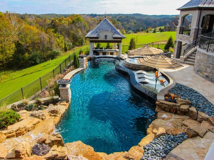 Swimming Pool Designs Medium size Freeform Swimming Pool Designs Small Form  Pools In Your Home gunite