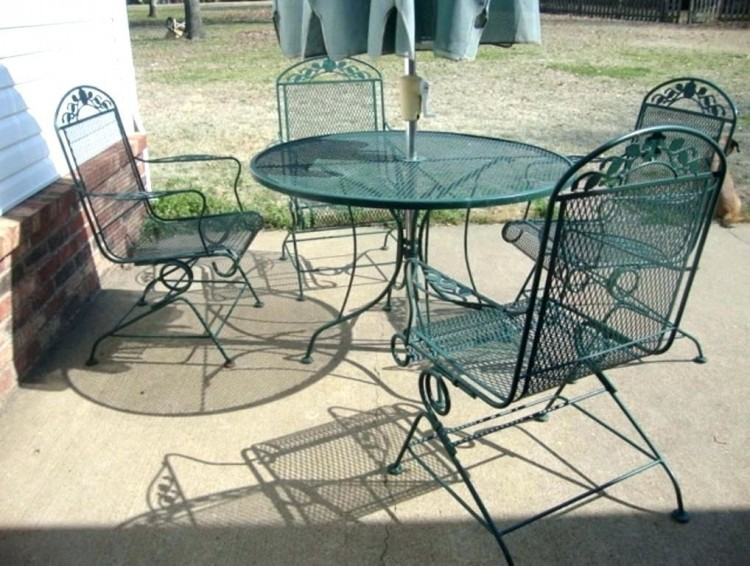 Where To Buy Wrought Iron Patio Furniture Contemporary Best Outdoor Metal  Painting Home Designing Pertaining 27