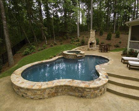 Backyard Pool Design Ideas Inground Pools For Stylish Simple Designs  backyard pool design ideas inground pools