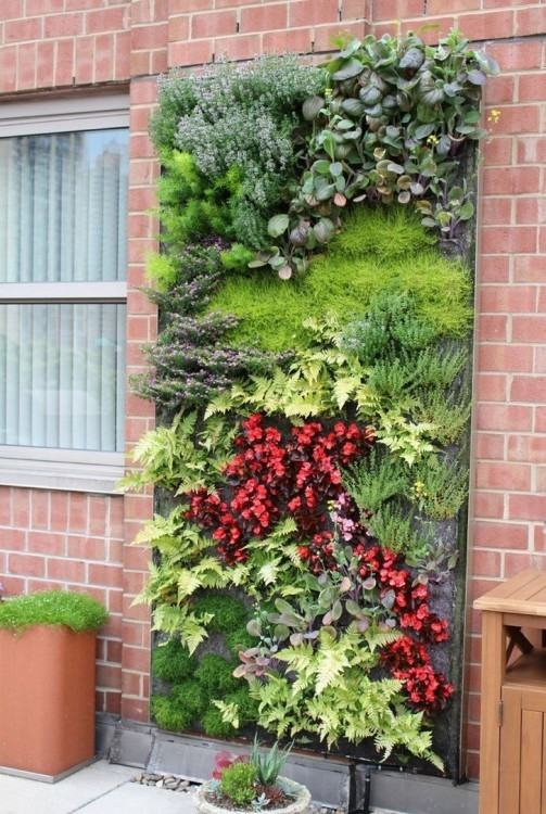 diy indoor living wall planter walls click to enlarge