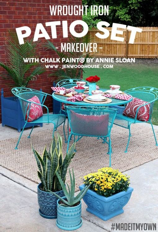 best paint for outdoor furniture step by step instructions for painting  furniture in a gorgeous antique
