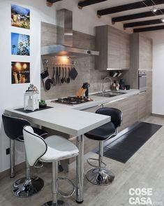 """Arquitetura & Construção on Instagram: """"#meuprojetonaaec: o projeto de hoje  é esta cozinha projetada pelo escritório d"""