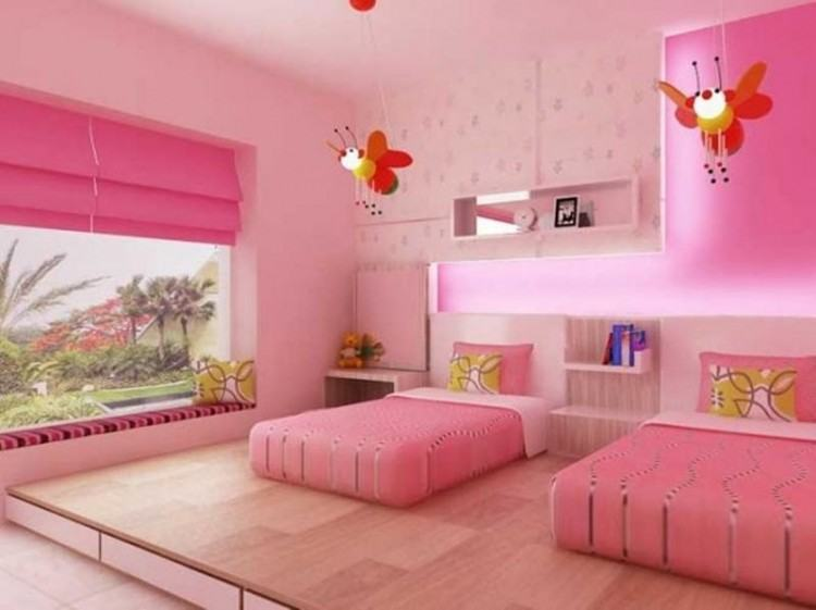 Hello Kitty® Rowan Bedroom