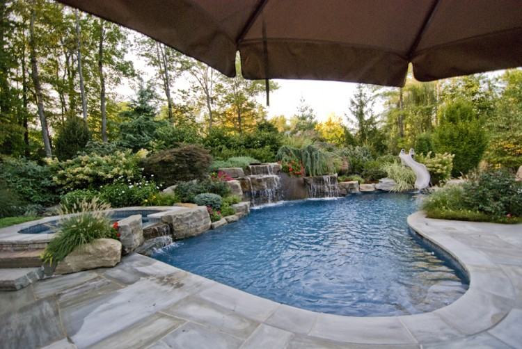 small inground pools pools for small yards best small pool amp spa ideas  images on small