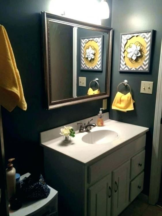 yellow and gray bathroom ideas yellow and gray bathroom decor yellow gray  bathroom yellow and gray