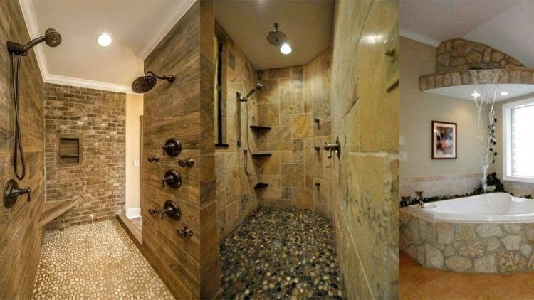 Full Size of Bathroom Tiled Shower Ideas Walk Shower Bathroom Enclosed  Showers Custom Shower Design Ideas