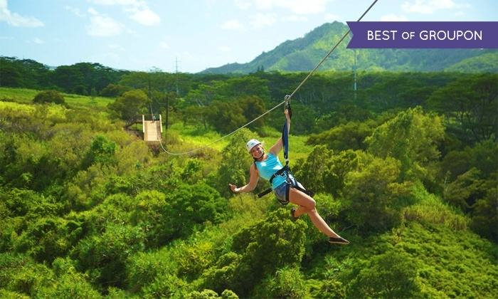 Just Live Zipline Treetop Tour is one of Places to Visit: Kauai, HI