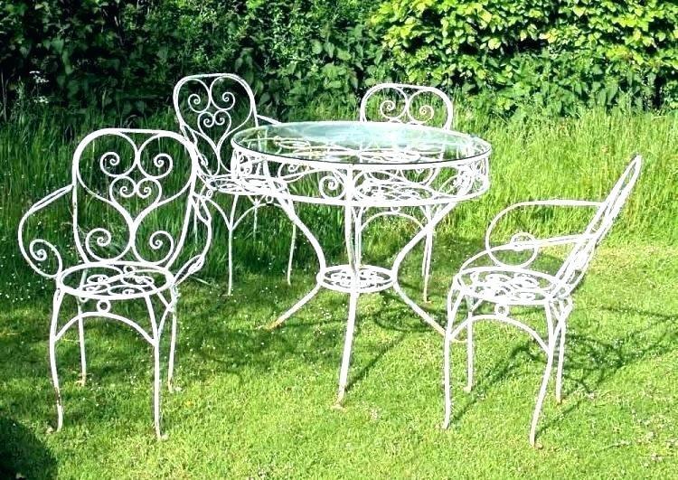 wrought iron patio furniture elegant wrought iron furniture vintage  meadowcraft wrought iron patio furniture