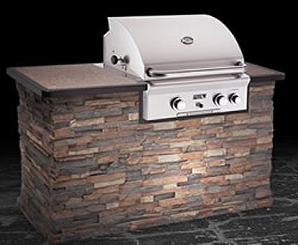 Gas Grill Tops Outdoor Kitchen: Outdoor Kitchen Gas Kitchen Interior Design