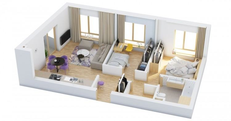 2 bedroom house design 2 bedroom house designs the most incredible d house  design pertaining to