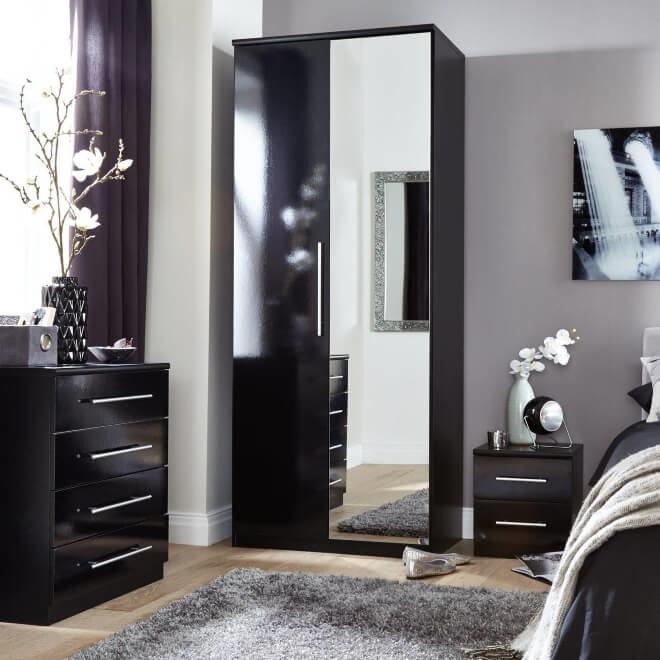 italian white bedroom furniture high gloss bedroom furniture shiny black  bedroom furniture shiny black bedroom furniture