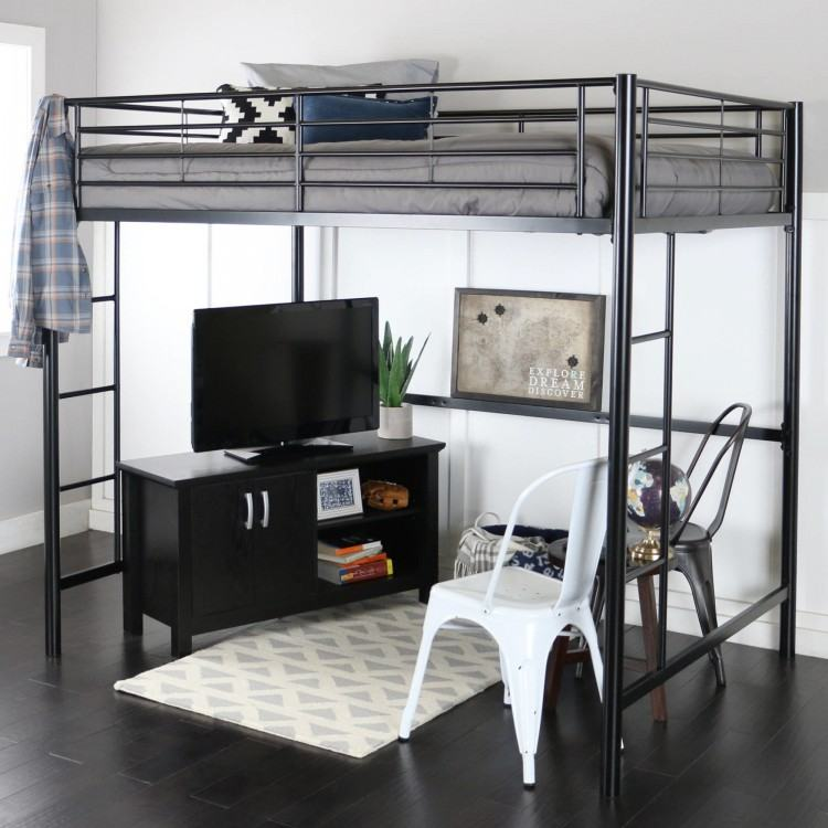 Full Size of Loft Bed Ideas Diy Decorating Pictures 3 Designs Lofted Kids Bunk  Beds Youth