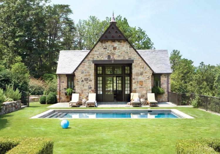 St Louis Pool House Design Poynter Landscape With Regard To Simple Designs  Prepare