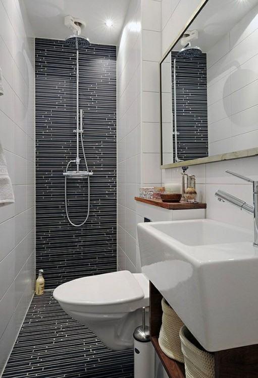 30 Inspirational Simple Bathroom Decorating Ideas: Bathroom