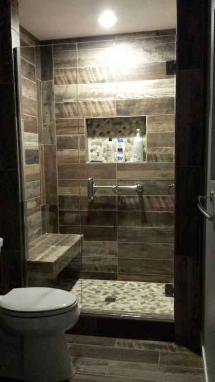 wood tile bathroom shower showers wood look shower tile wood plank tile  shower wood plank tile