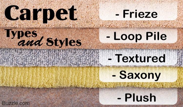 frieze carpet types pictures
