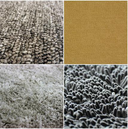 Earth Weave Carpet/Rug Samples Kit