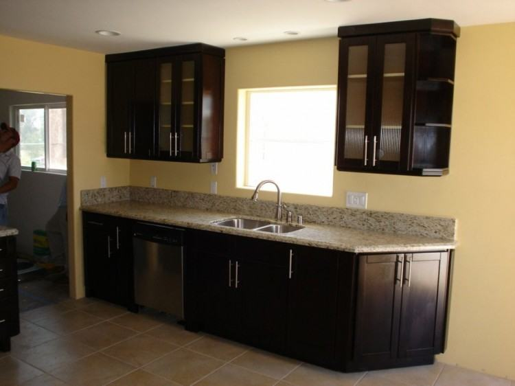 kitchen wall colors with dark cabinets kitchen adorable kitchen wall color  ideas with dark oak cabinets