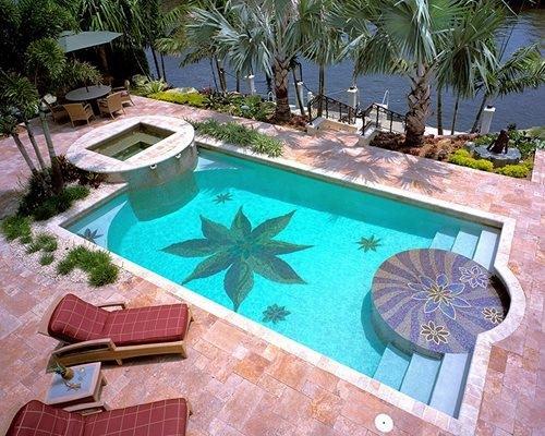 pool patio decorating ideas