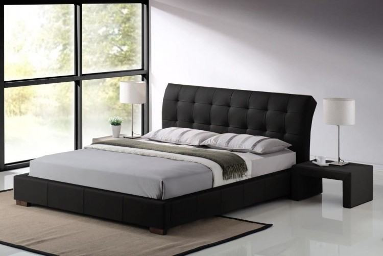 black bed bedroom ideas