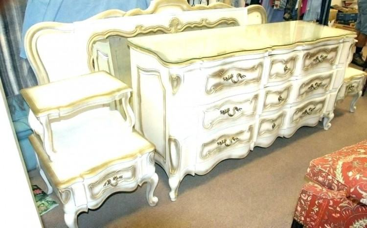 Fabulous Image Of Furniture For Bedroom Decoration Ideas With White  French Provincial Dressers : Interesting Furniture