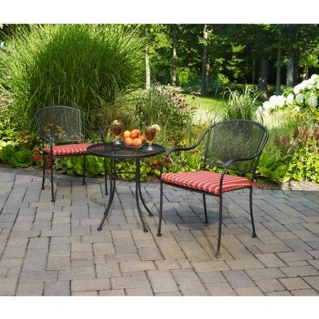 Folding China 3 Pcs Bistro Set Garden Backyard Table Chairs Outdoor Patio  Furniture,