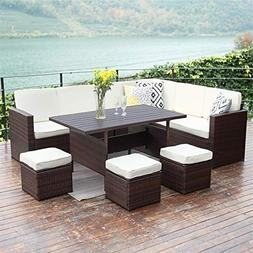 Wisteria Lane Outdoor Patio Furniture Set