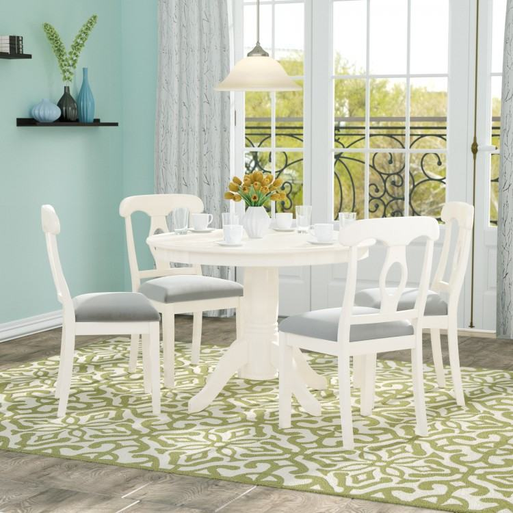 Crown Mark Dining Room Assembled Windsor Chair L