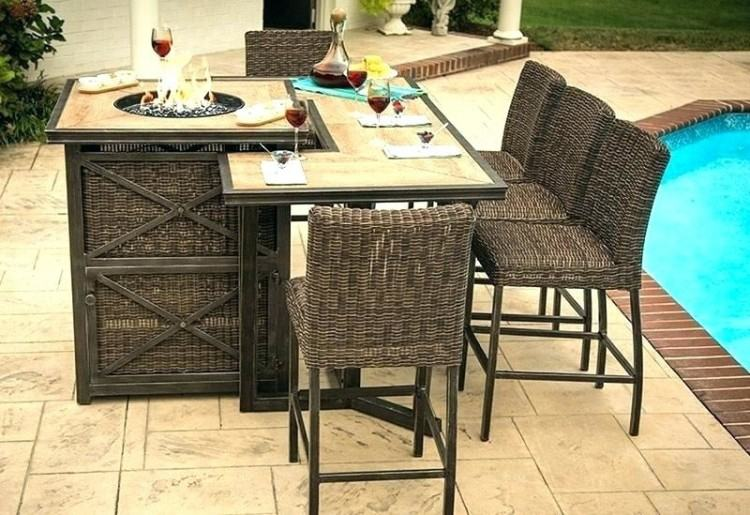 Endearing Atlantis Patio Sectional Horizon Round Outdoor Wicker  Sectional Patio Furniture