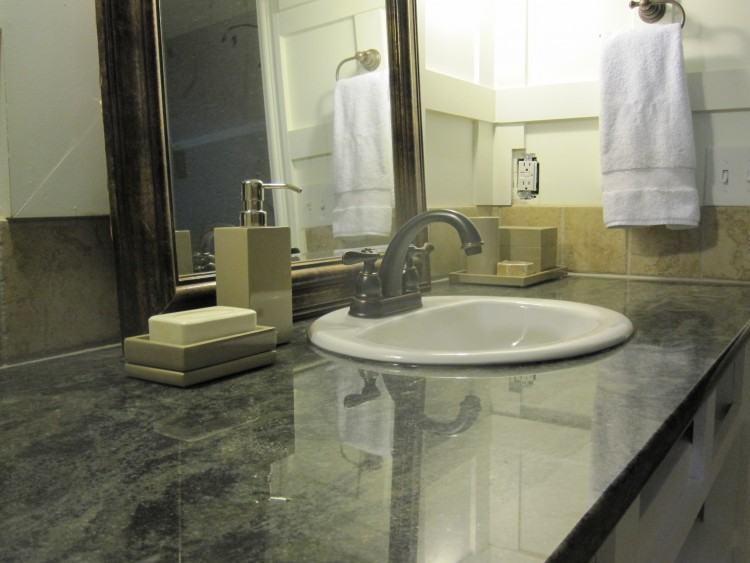 Bathroom Countertop Materials Best Bathroom Countertops 2018 Slate  Countertops · Bath Countertop Ideas