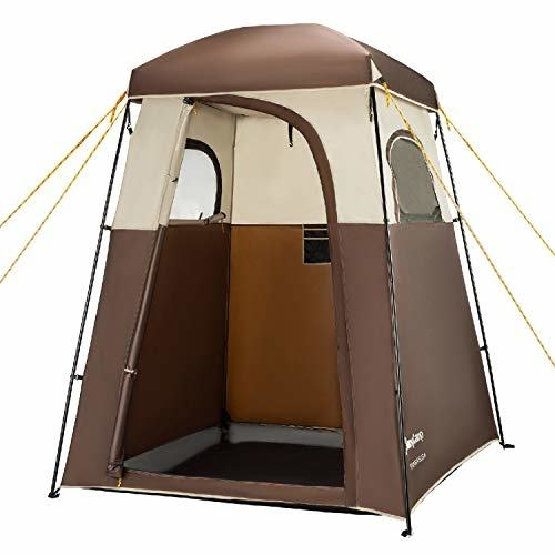 5ft Pop Up Changing Shower Privacy Tent – Portable  Utility Shelter Room