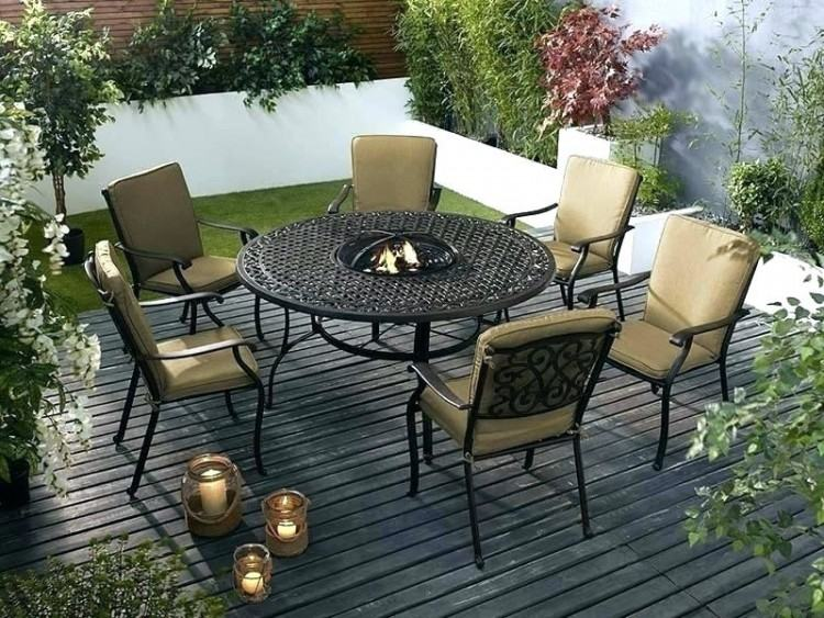 costco fresh patio fire pit table sets ideas furniture set outdoor pits
