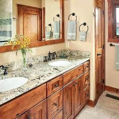 log cabin  bathroom lovely decorating ideas