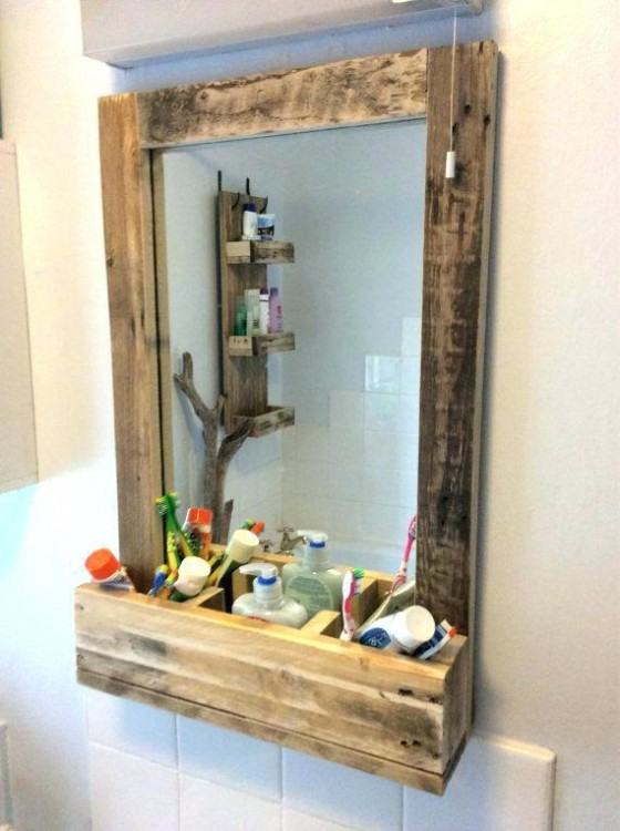 rustic modern bathroom rustic bathroom mirror ideas best 2 rustic modern  bathroom design ideas rustic modern