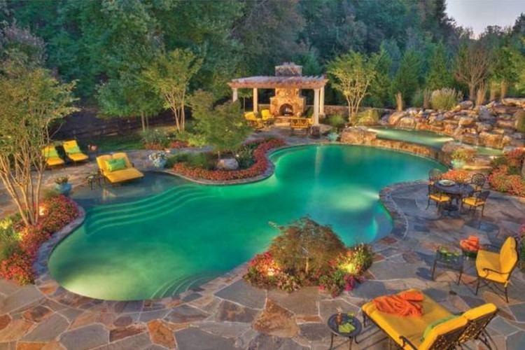 small backyard inground pools cost pool