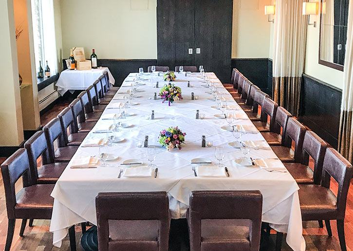 For more information and to schedule a private tour, contact Lawrence  Kreiner, Director of Private Event Sales at the University Club of Milwaukee,