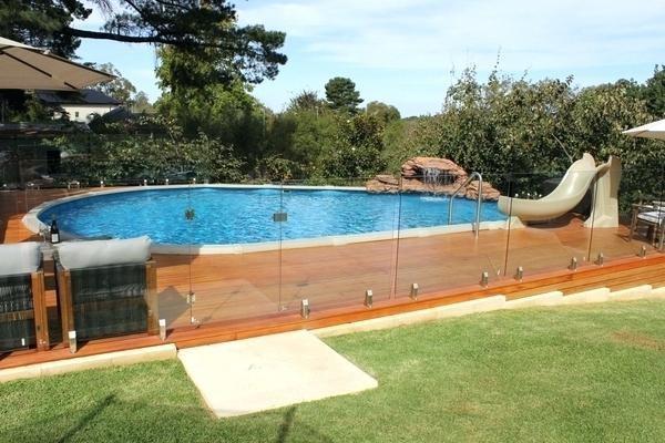 small patio  design ideas swimming pool